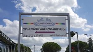 centri cremazione animali